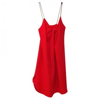 Alexis Mabille Red Dress for Women