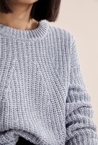 Country Road Stitch Interest Knit
