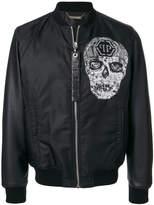 Philipp Plein Tuesday bomber jacket