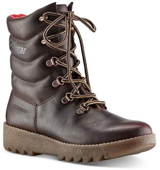 Cougar Women's Waterproof Leather Boots