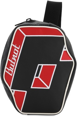 Lotto Lotto Faux Leather Crossbody Bag