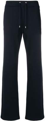 Versace contrast side panel track pants