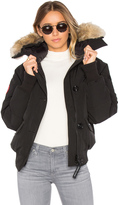Canada Goose Chilliwack Bomber with Coyote Fur