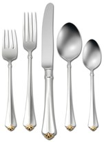 Oneida 18/10 Stainless Steel 20-Pc. Golden Juilliard Flatware Set