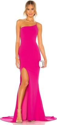 Nookie x REVOLVE Jasmine One Shoulder Gown