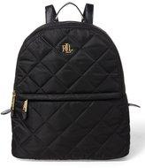 Lauren Ralph Lauren Tami Quilted Nylon Backpack