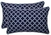 Hockley Deep Sea Rectangular Throw Pillow (Set of 2)