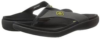 Spenco Pure Sandal (Black) Women's Shoes