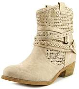 Not Rated Vanoor Round Toe Synthetic Ankle Boot.