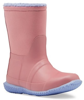 Hunter Girl's Sherpa Original Snow Boots