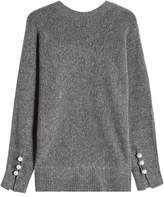 3.1 Phillip Lim Pullover with Faux Pearls