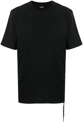 Diesel short-sleeve fitted T-shirt
