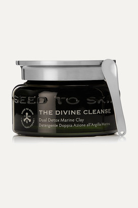 SEED TO SKIN The Divine Cleanse Dual Detox Marine Clay, 100ml