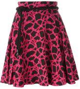 Kenzo rope print skirt