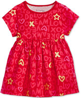 First Impressions Graffiti-Print Babydoll Tunic, Baby Girls (0-24 months), Only at Macy's
