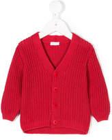 Il Gufo chunky knit cardigan