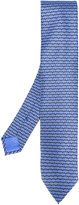 Brioni patterned tie - men - Silk - One Size
