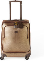 "Bric's GlamLife Gold 21"" Carry-On Spinner"