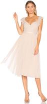 Needle & Thread Swan Dress