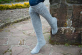 Holmes Samantha Long Everyday Ladies Alpaca Knee Socks