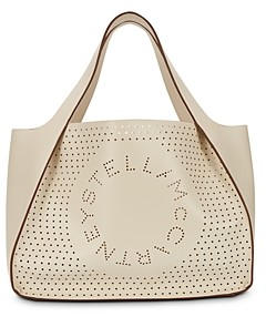 Stella McCartney Medium Perforated Tote