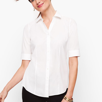 Talbots Perfect Shirt - Elbow Length Sleeves
