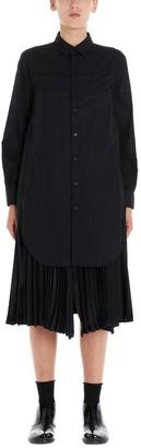Noir Kei Ninomiya Pleated Shirt Dress