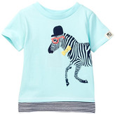 Andy & Evan Zebra Gentleman Tee (Baby Boys)