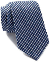 Tommy Hilfiger Wool Dale Grid Tie