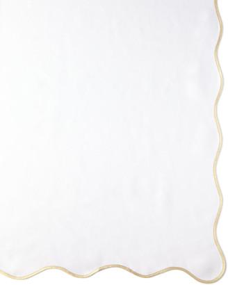 """Matouk Meira 68"""" x 90"""" Tablecloth"""
