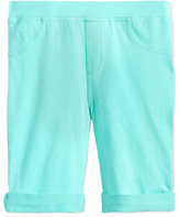 Epic Threads Mix & Match Roll-Cuff Bermuda Shorts, Toddler & Little Girls (2T-6X), Only at Macy's
