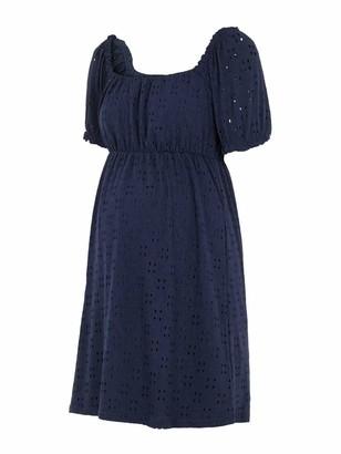 Mama Licious Mamalicious Women's S/s MLMOLLY S/S Jersey Short Dress