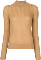 Forte Forte ribbed turtleneck sweater