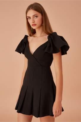 Keepsake FORTUNE MINI DRESS black