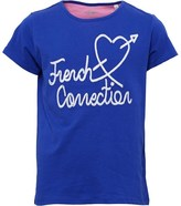 French Connection Infant Girls T-Shirt Monarch Blue