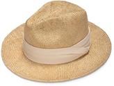 Justine Hats Fedora Straw Hat
