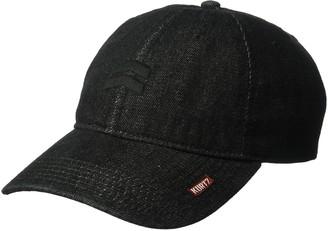 A. Kurtz Men's Denim Baseball Cap