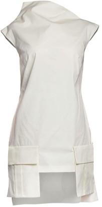 Z.G.Est Short Dress Magda White