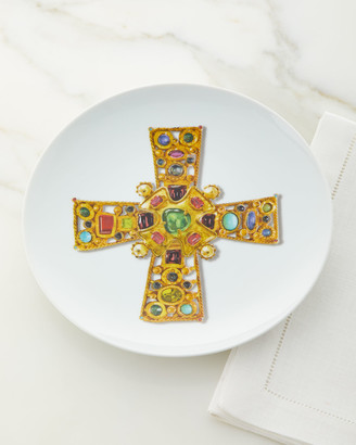 Christian Lacroix Love Who You Want Lacroix Byzantine Plate