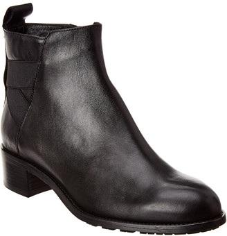 Aquatalia Orva Weatherproof Leather Bootie