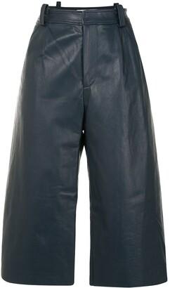 CHRISTOPHER ESBER Charli knee-length shorts