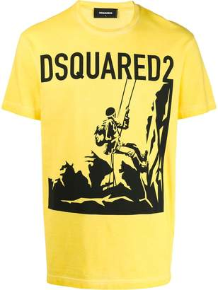 DSQUARED2 Mountaineering T-shirt
