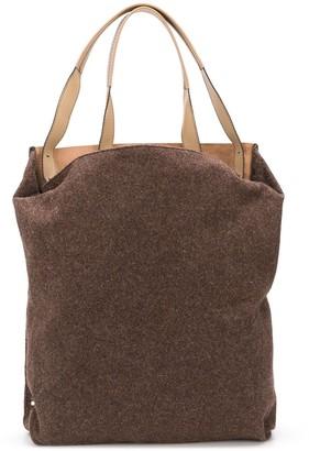 Vivienne Westwood Felt Detail Tote Bag