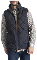 Joules Bradwell Quilted Gilet, Marine Navy