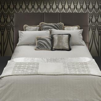 Roberto Cavalli Araldico Jacquard Bed Set - King