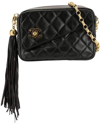 Chanel Pre-Owned 1992s CC quilted camera bag