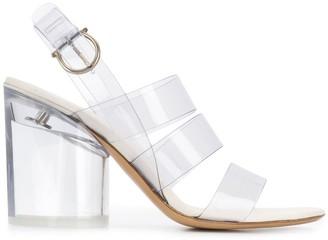 Salvatore Ferragamo Trezze strappy sandals