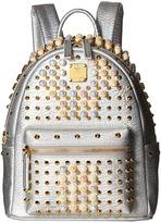 MCM Stark Pearl Studs Mini Backpack Backpack Bags