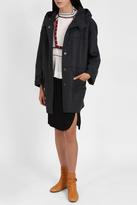 Etoile Isabel Marant Elton Hooded Duffle Coat