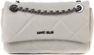 Marc Ellis Madelyn M Shoulder Bag In Quilted-effect Leather